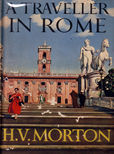 A Traveller in Rome by Morton H V
