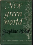 New Green World by Herbst Josephine