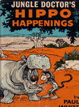 Jungle Doctors Hippo Happenings by White Paul Paternoster Press