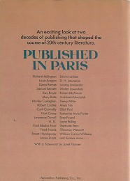 Published in Paris by Ford, Hugh