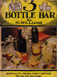 3 Bottle Bar by Williams H.i.