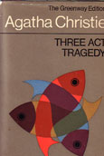 Three Act Tragedy by Christie Agatha