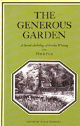 The Generous Garden by Wheeler David edits