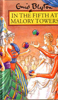 In The Fifth at Malory Towers by Blyton Enid