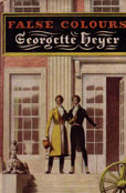 False Colours by Heyer Georgette