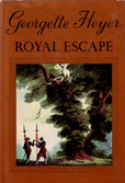 Royal Escape by Heyer Georgette