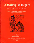 A Gallery of Rogues Outlaws of Society in Fact and Fiction by Maggs