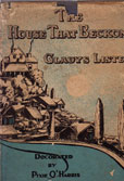 The House That Beckons by Lister, Gladys