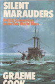 Silent Marauders by Cook Graeme