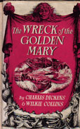 The Wreck of the Golden Mary by Dickens Charles and wilkie Collins