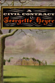 A Civil Contract by Heyer Georgette