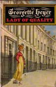Lady of Quality by Heyer Georgette