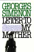 Letter To My Mother by Simenon Georges