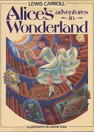 Alices Adventures in Wonderland and Through the Looking Glass by Carroll, Lewis