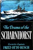The Drama of the Schanhorst by Busch Fritz-Otto