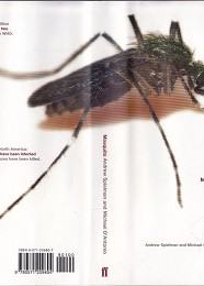 The Mosquito by Spielman Andrew and Michael D Antonio