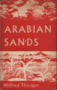Arabian Sands by Thesiger Wilfred