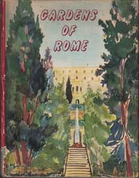 Gardens of Rome by Faure Gabriel