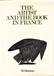The Artist and the Book in France by Strachan, W. J.