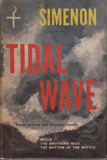 Tidal Wave by Simenon Georges