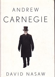 Andrew Carnegie by Nasaw, David