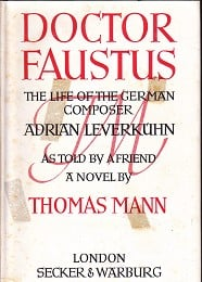 Doctor Faustus by Mann, Thomas