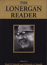 The Lonergan Reader by Lonergan, Kenneth
