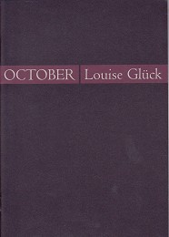October by Gluck, Louise