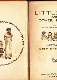 Little Ann and Other Poems by Taylor, Jane and Ann