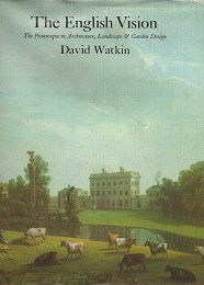 The English Vision by Watkin, David