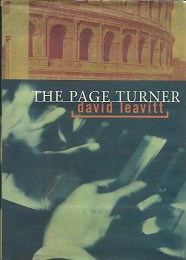 The Page Turner by Leavitt, David