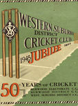 Western Suburbs District Cricket Club by not available
